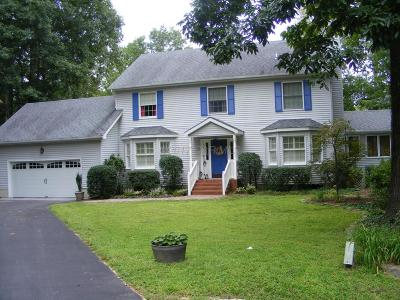 Ocean Pines Single Family Home For Sale: 22 Fairhaven Ct