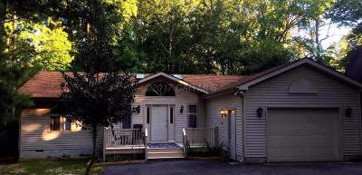 Ocean Pines Single Family Home For Sale: 15 Sandyhook Rd