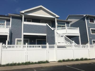 Ocean City Condo/Townhouse For Sale: 201 S Heron Dr #8e1