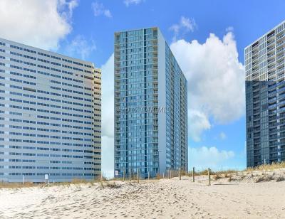 Ocean City Condo/Townhouse For Sale: 10700 Coastal Hwy #1602