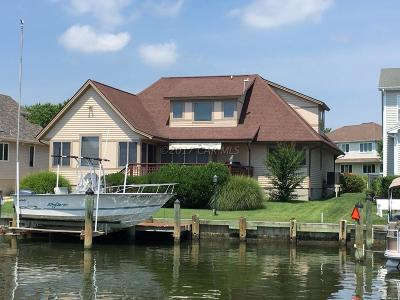 Ocean Pines Single Family Home For Sale: 16 Pintail Dr