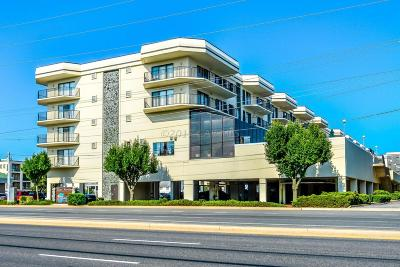 Ocean City Condo/Townhouse For Sale: 11 142nd St #122