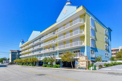 Ocean City Condo/Townhouse For Sale: 16 138th St #404