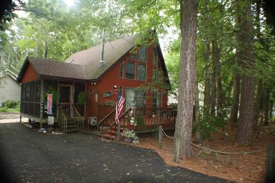 Ocean Pines Single Family Home For Sale: 1 Poplar Trail