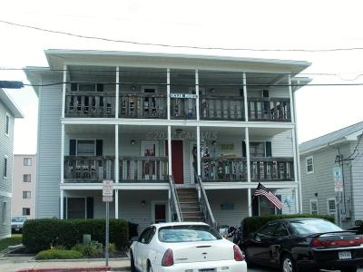 Ocean City Condo/Townhouse For Sale: 10 43rd St #6