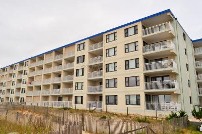 Ocean City Condo/Townhouse For Sale: 3801 Atlantic Ave #412