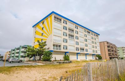 Ocean City Condo/Townhouse For Sale: 5001 Atlantic Ave #505