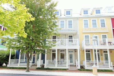 Ocean City MD Condo/Townhouse For Sale: $499,900