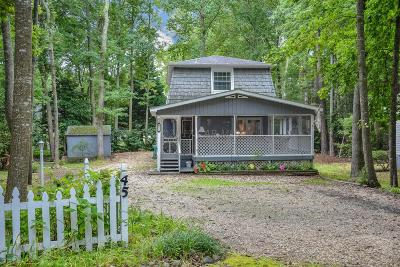Ocean Pines Single Family Home For Sale: 45 Seafarer Ln