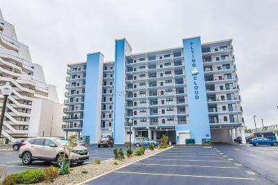 Ocean City Condo/Townhouse For Sale: 9402 Coastal Hwy #401