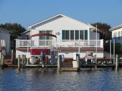 Ocean City Single Family Home For Sale: 728 Gulf Stream Dr