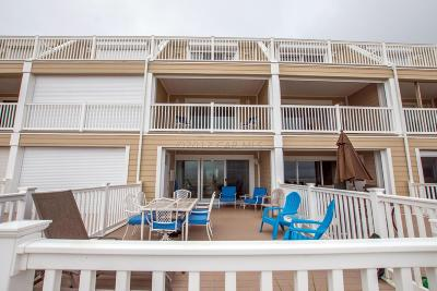 Ocean City Condo/Townhouse For Sale: 4401 Atlantic Ave #5