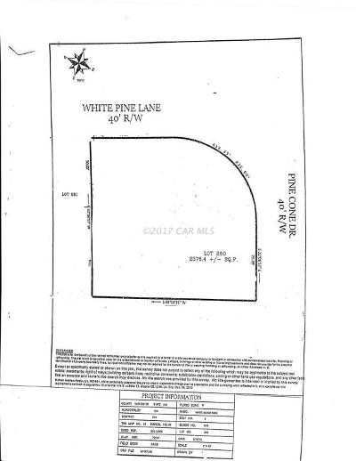 Berlin Residential Lots & Land For Sale: 250 White Pine Ln