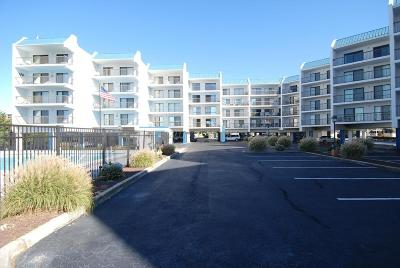 Ocean City Condo/Townhouse For Sale: 110 81st St #311
