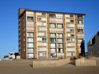 Ocean City Condo/Townhouse For Sale: 4 84th St #3
