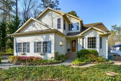 Ocean Pines Single Family Home For Sale: 1 Portage Ct