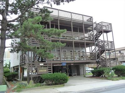 Ocean City Condo/Townhouse For Sale: 7 52nd St #202