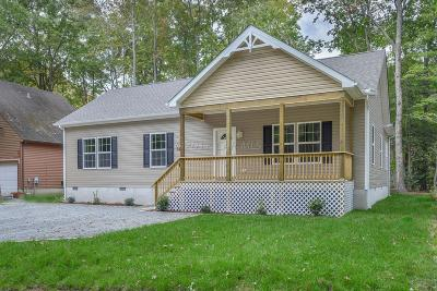 Ocean Pines Single Family Home For Sale: 54 Seabreeze Rd
