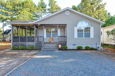 Ocean Pines Single Family Home For Sale: 77 Teal Cir