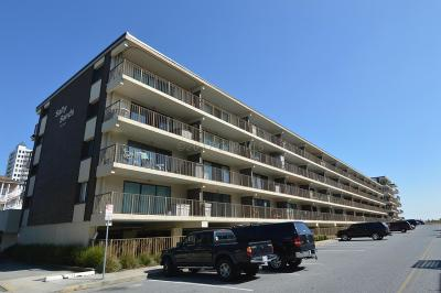 Ocean City Condo/Townhouse For Sale: 4 46th St #312