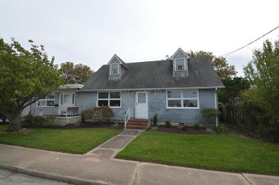 Ocean City Single Family Home For Sale: 305 Sunset Dr