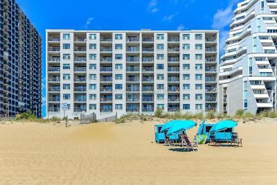 Ocean City Condo/Townhouse For Sale: 9402 Coastal Hwy #202