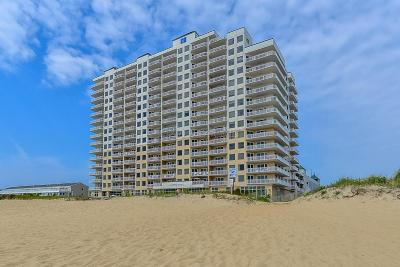 Ocean City Condo/Townhouse For Sale: 2 48th St #1110