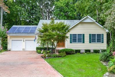Ocean Pines Single Family Home For Sale: 109 Bramblewood Dr