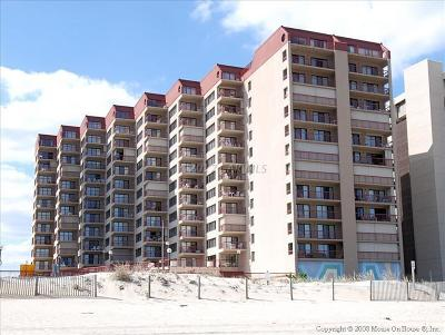 Ocean City Condo/Townhouse For Sale: 11200 Coastal Hwy #306