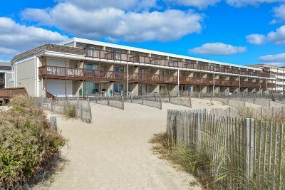 Ocean City Condo/Townhouse For Sale: 7101 Atlantic Ave #8