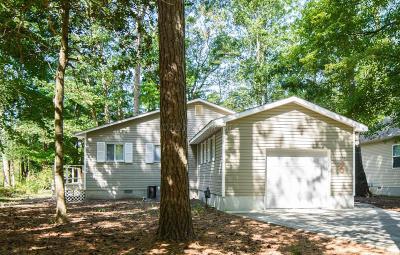 Ocean Pines Single Family Home For Sale: 125 Pinehurst Rd