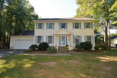 Bishopville Single Family Home For Sale: 12011 Woodsman Point Rd