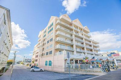 Ocean City Condo/Townhouse For Sale: 6 7th St #402