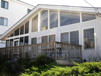 Ocean City Single Family Home For Sale: 13 58th St