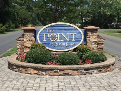 Ocean Pines Single Family Home For Sale: 1455 Ocean Pkwy