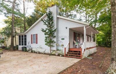 Ocean Pines Single Family Home For Sale: 1140 Ocean Pkwy