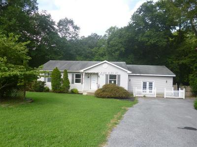 Willards Single Family Home For Sale: 7660 Old Mill Rd
