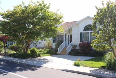 Ocean City Single Family Home For Sale: 9009 Mediterranean Dr