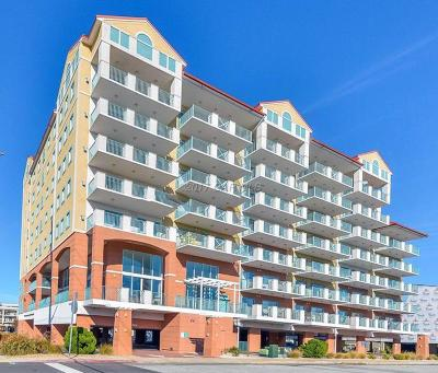 Ocean City Condo/Townhouse For Sale: 14000 Coastal Hwy #304