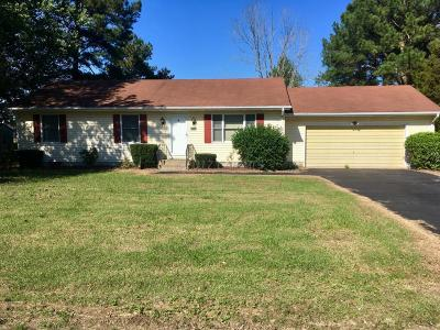 Willards Single Family Home For Sale: 36306 Reginault St
