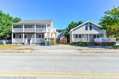 Berlin, Bishopville, Ocean City, Ocean Pines Commercial For Sale: 602 Seaweed Ln