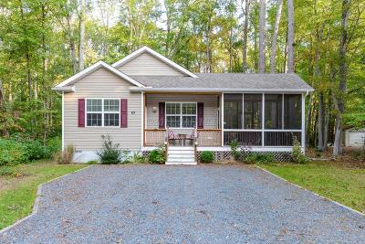 Ocean Pines Single Family Home For Sale: 63 Offshore Ln