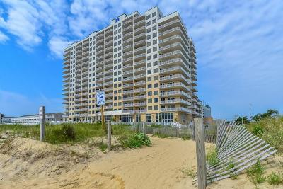 Ocean City Condo/Townhouse For Sale: 2 48th St #608