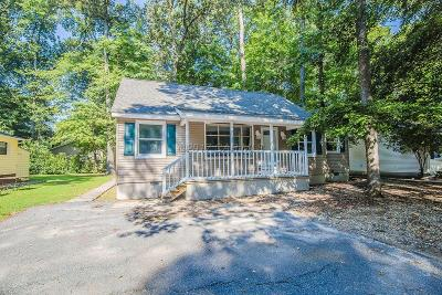Ocean Pines Single Family Home For Sale: 8 Crossbow Trail