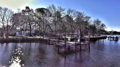 Salisbury Single Family Home For Sale: 615 Ridge Rd