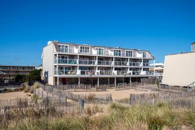 Ocean City Condo/Townhouse For Sale: 7729 Atlantic Ave #2