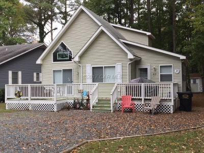 Ocean Pines Single Family Home For Sale: 37 Grand Port Rd