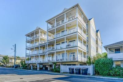 Ocean City Condo/Townhouse For Sale: 11 54th St #101
