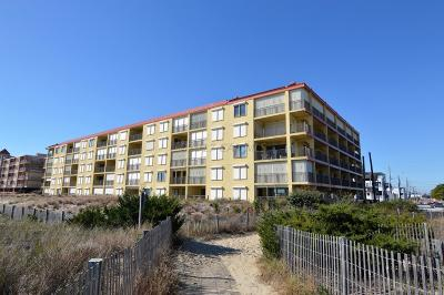 Ocean City Condo/Townhouse For Sale: 6401 Atlantic Ave #510