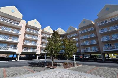 Ocean City Condo/Townhouse For Sale: 104 125th St #402